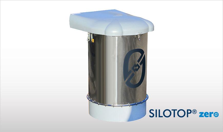 Filtres dépoussiéreurs pour silo