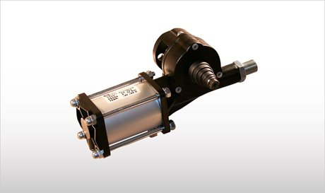 Piston Type Pneumatic Actuators - CP
